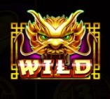 3888 Ways Of The Dragon Slot Machine: simbolo Wild