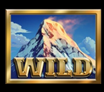 9k Yeti Slot Machine: simbolo Wild
