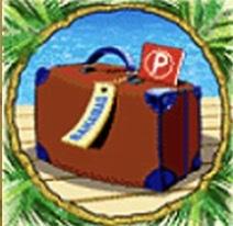 Bananas Go Bahamas Slot Machine: simbolo Wild