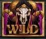 Baron Samedi Slot Machine: simbolo Wild