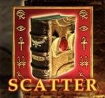 Book of Ra 6 Deluxe Slot Machine: simbolo Wild