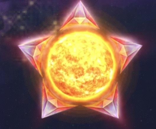 Crystal Sun Slot Machine: simbolo Wild