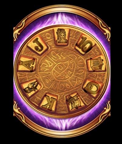 Disc of Athena Slot Machine: simbolo Wild