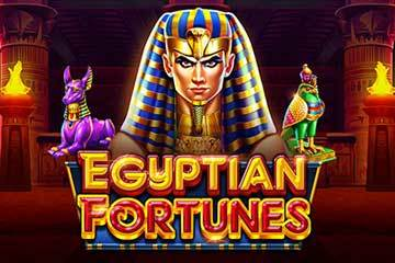Egyptian Fortunes Slot Machine: simbolo Wild