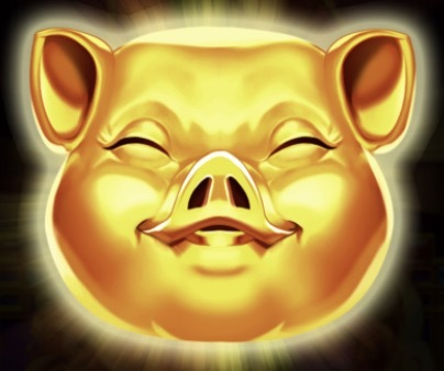 Fortune Pig Slot Machine: simbolo Wild