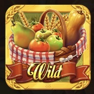 Golden Farm Slot Machine: simbolo Wild
