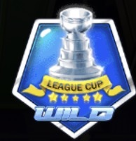 Hockey League Slot Machine: simbolo Wild