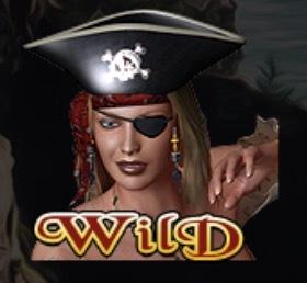 I Pirati del Bounty Slot Machine: simbolo Wild