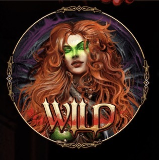 Lilith's Passion Slot Machine: simbolo Wild
