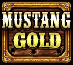 Mustang Gold Slot Machine: simbolo Wild