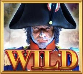 Napoleon Slot Machine: simbolo Wild