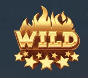 Nitro Circus Slot Machine: simbolo Wild