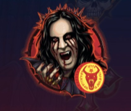 Ozzy Osbourne Slot Machine: simbolo Wild