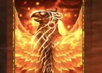Phoenix Reborn Slot Machine: simbolo Wild