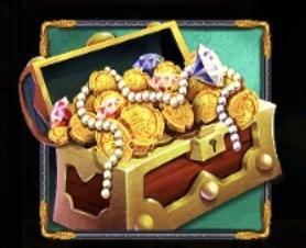 Pirate Gold Slot Machine: simbolo Wild