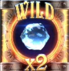 Riders of the Storm Slot Machine: simbolo Wild