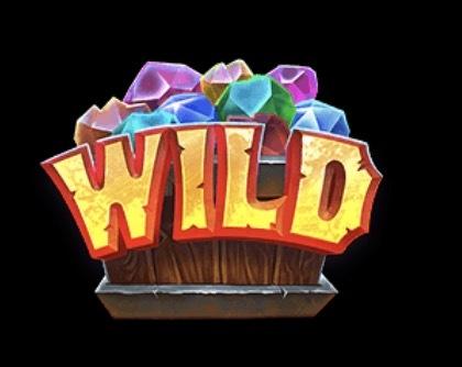 Rocket Fellas Inc Slot Machine: simbolo Wild