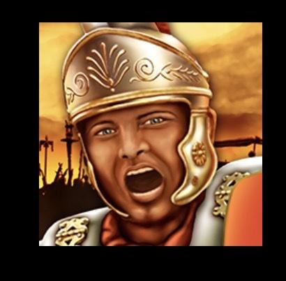 Roman Legion Xtreme Slot Machine: simbolo Wild