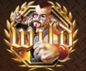 Sabaton Slot Machine: simbolo Wild