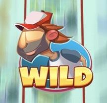 Spin Town Slot Machine: simbolo Wild