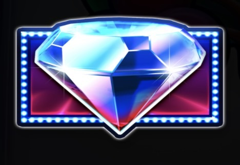 Super Diamond Wild Slot Machine: simbolo Wild