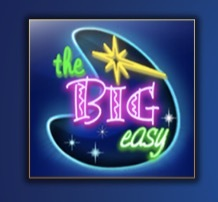 The Big Easy Slot Machine: simbolo Wild