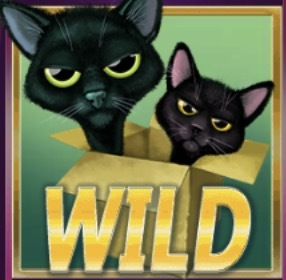 The Catfather Slot Machine: simbolo Wild