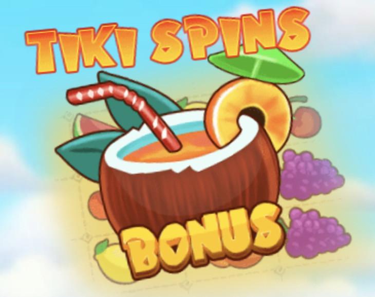 Tiki Fruit Slot Machine: simbolo Wild