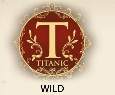 Titanic Slot Machine: simbolo Wild