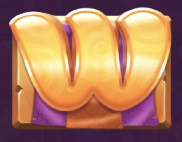 Wild Bazar Slot Machine: simbolo Wild