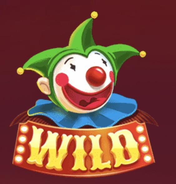 Wild Circus Slot Machine: simbolo Wild