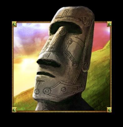 Wild Rapa Nui Slot Machine: simbolo Wild