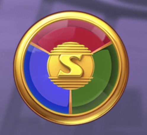Wild Worlds Slot Machine: simbolo Wild