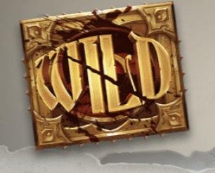 Wolf Hunter Slot Machine: simbolo Wild
