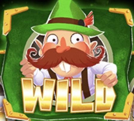 Yeti Battle Of Greenhat Peak Slot Machine: simbolo Wild